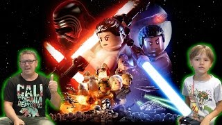 Gaming Fun with Lego Star Wars The Force Awakens Video Game on Xbox One(Gaming Fun with Lego Star Wars The Force Awakens Video Game on Xbox One Pls SUB: https://www.youtube.com/ArcadiusKulandSammie We think it is a ..., 2016-08-06T13:53:40.000Z)