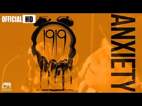 "1919 ""Anxiety"" (Official Music Video) Mp3"