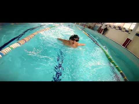 Para Üzgüçü ƏLİ VƏLİYEV  ( Paraswimmer)