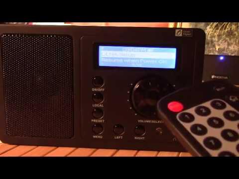 Ocean Digital Internet Radio WR220 Wifi Wlan Receiver Tuner Review