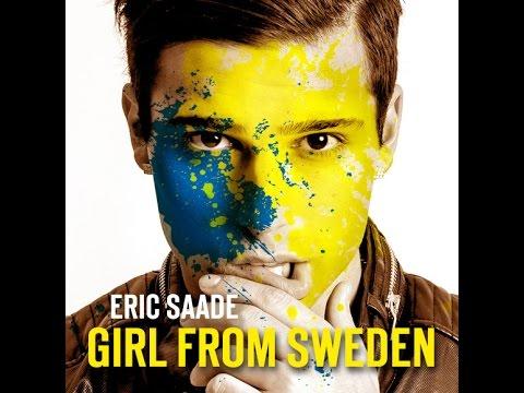 Eric Saade - Girl from Sweden (Lyrics)