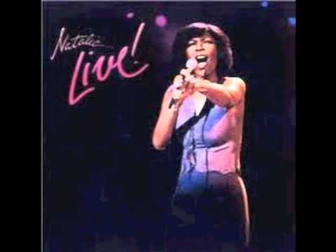 NATALIE COLE - I've Got Love On My Mind (Live, 1978)
