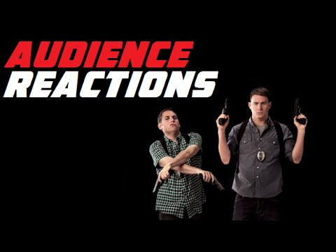 21 Jump Street {SPOILERS} : Live Audience Reactions | March 15, 2012