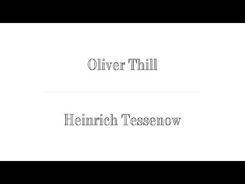Oliver Thill (Atelier Kempe Thill) x Heinrich Tessenow ; The Difficult Double
