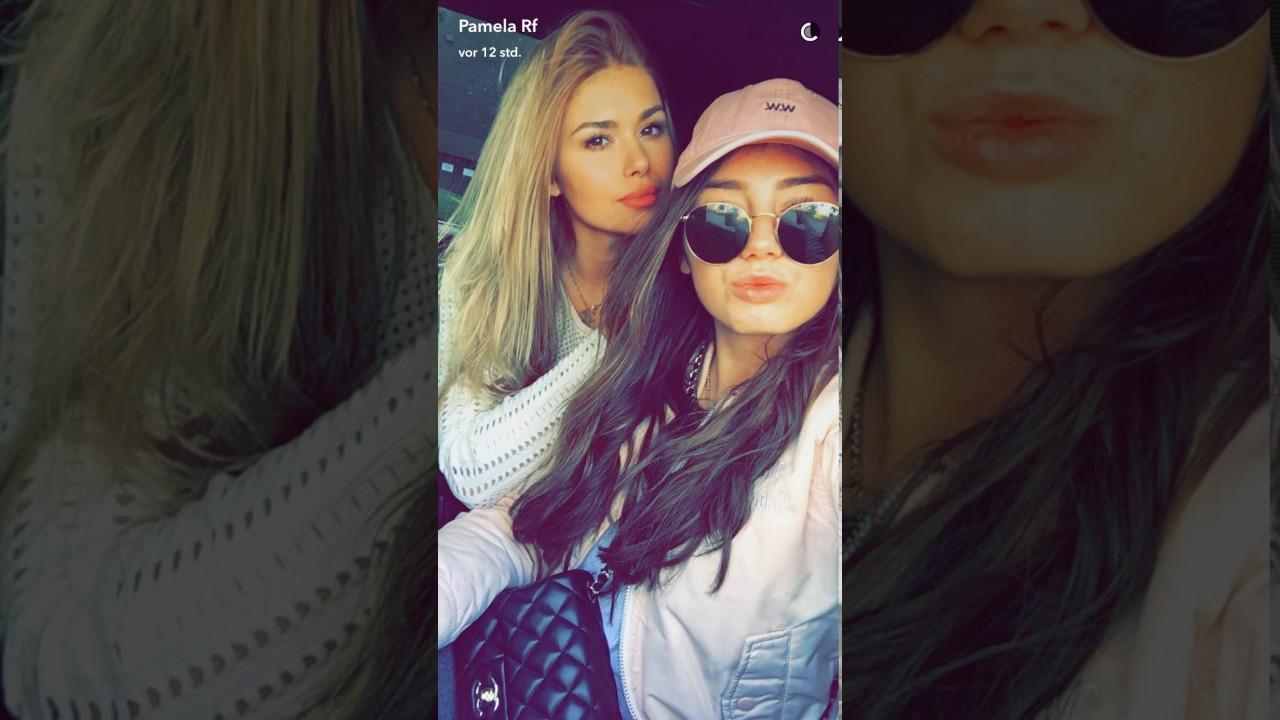 Snapchat Pamela Reif nude photos 2019