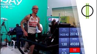 Futópados rekorder: Csécsei Zoltán
