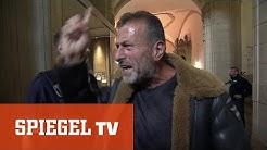 Issa Rammo: Clan-Chef pöbelt im Gericht (SPIEGEL TV)