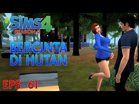 WADAW!! Mereka Bercinta Di Hutan - The Sims 4 Indonesia