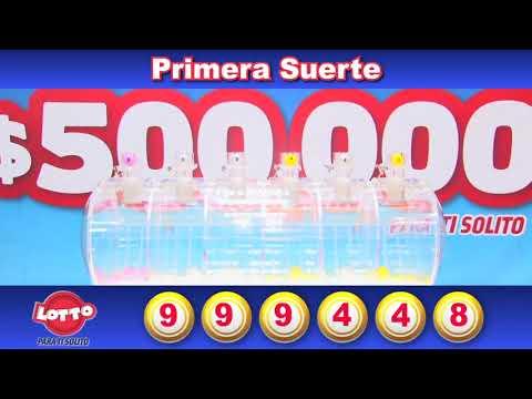 Sorteo Lotto 2032 27-OCT-18