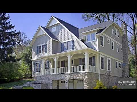 Stanley Martin Custom Homes Design Studio Overview