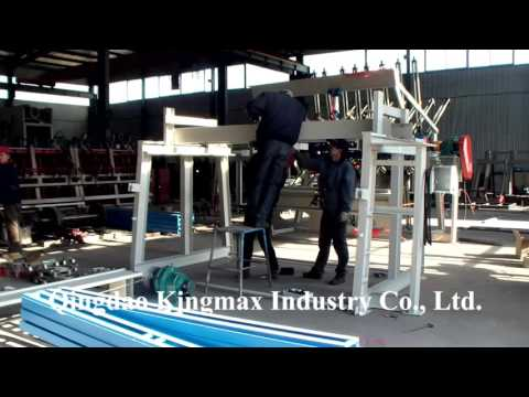 Installation video for Clamp Carrier 1