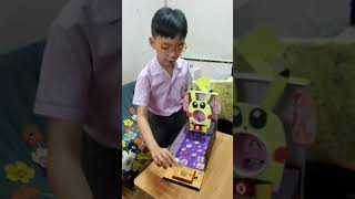 Publication Date: 2021-06-21 | Video Title: 2E13 聖公會仁立紀念小學「仁紀親子齊齊STEM大賽」作品