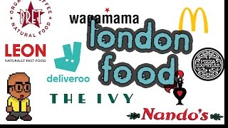 what to eat in london