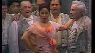 Teresa BERGANZA sings Habanera from Carmen