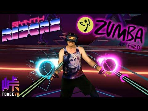 Virtual Reality Zumba Fitness