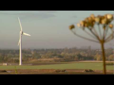 Wind Farm Turbine installation timelapse - G2 Energy North Lincolnshire