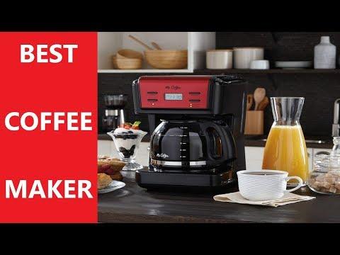 MR Coffee Coffee Maker Review BEST COFFEE MAKER