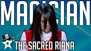 sacred riana agt