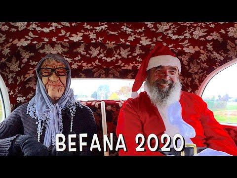 BEFANA 2020 BRESSEO TREPONTI - LA BEFANA ESCE CON BABBO NATALE