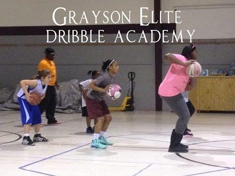 Grayson County/Dribble Academy Promo Commercial - Grayson County Tx. (Prestige Media Group)