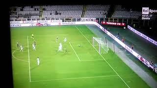 Gol belotti Torino Cosenza 3 0