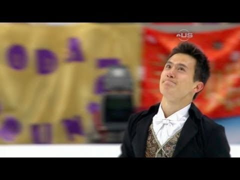 2011 Worlds: Patrick Chan free skate - from Universal Sports