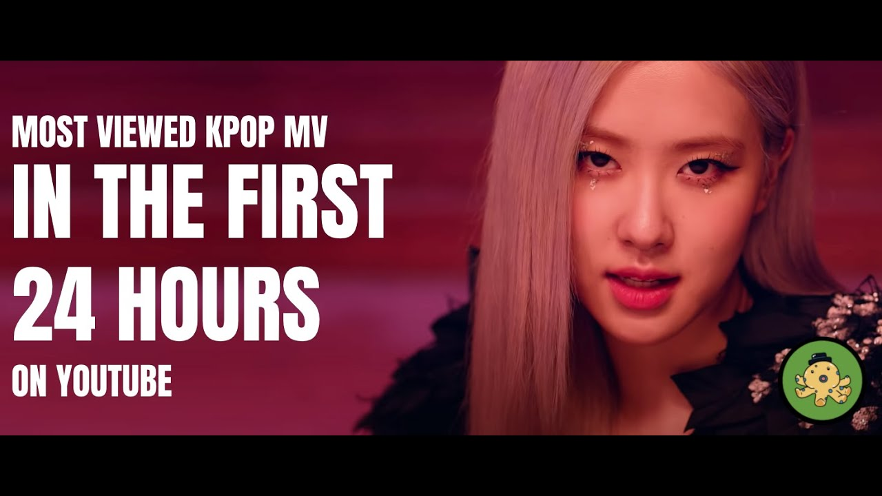 2020 Most Viewed Kpop Music Videos In The First 24 Hours Youtube