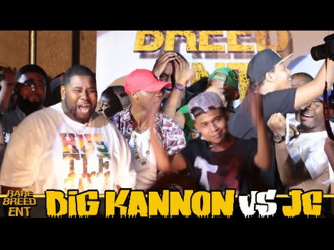 JC vs Big Kannon
