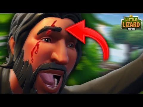 HOW JOHN WICK GOT HIS SCAR!!! - Fortnite Short Film