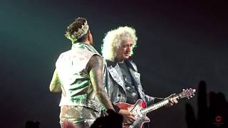 Queen + Adam Lambert - We Will Rock You / We Are The Champions - Finale Live @ Cologne 13.6.2018