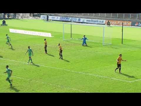HIGHLIGHT  Newport County AFC v Swindon Town