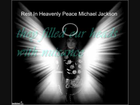 Quot Gone But Never Forgotten Quot Michael Jackson Poem