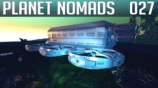 PLANET NOMADS #027 | Gewichtsprobleme & Aerodynamik| Gameplay German Deutsch thumbnail