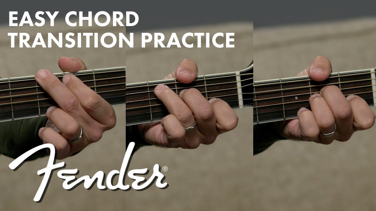 How To Drill The G C Am Chords Fender Play Fender Youtube
