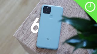 Pixel 5: 6 months later!