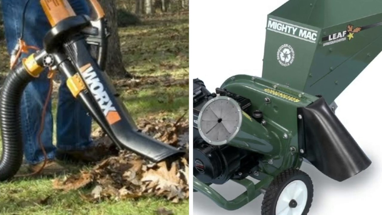 Leaf Vacuum Shredder Reviews