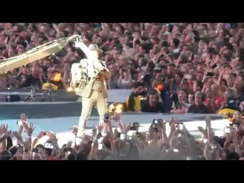 U2 - Exit @ Twickenham Stadium, London July 2017