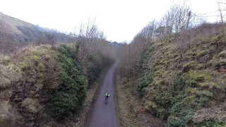 Cycle from Buxton or Chatsworth Club Site