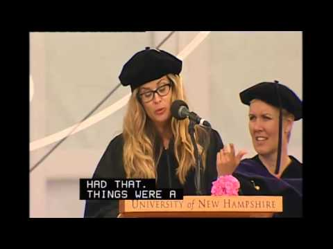 The University of New Hampshire Commencement 2014
