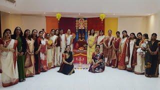Kitty party Bengali Theme Decorations Idea | Bengali Theme Decorations | Bengali Decoration Idea