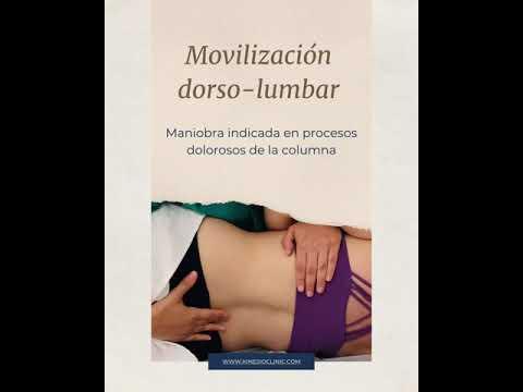 Movilización dorso-lumbar