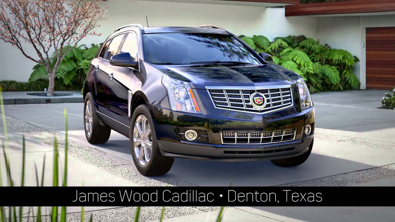 Experience Luxury Your Way at James Wood Cadillac in Denton