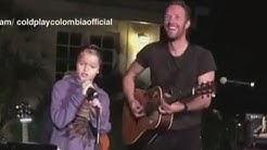Coldplay Concert Features Chris Martin, Gwyneth Paltrow's Kids