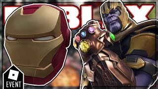 ROBLOX BEST MARVEL PRIZES | ROBLOX BEST EVENTS