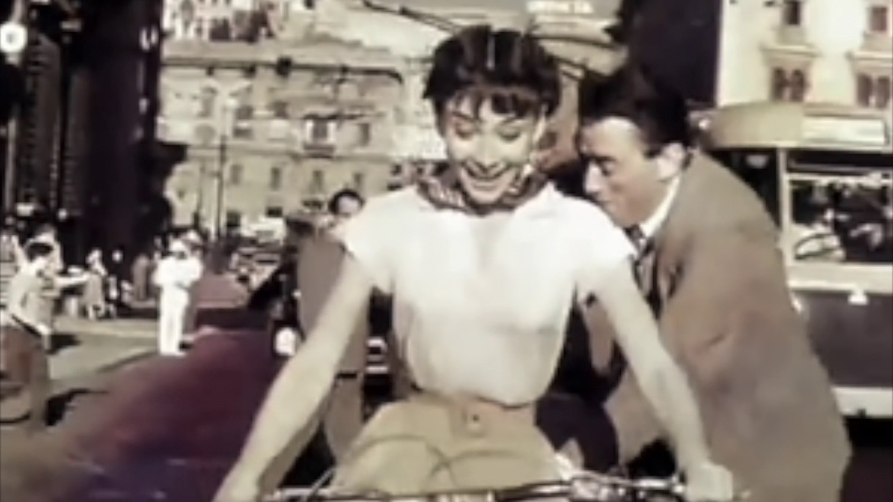 watch roman holiday in color online free