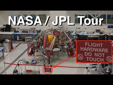 Jet Propulsion Laboratory w/Doug Ellison - Part 3