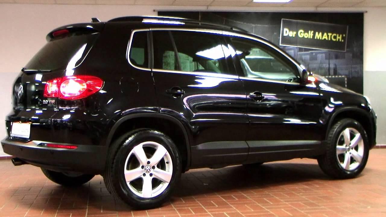 Volkswagen 0 60 >> Volkswagen Tiguan 2,0 Track + Field 4Motion Deep Black