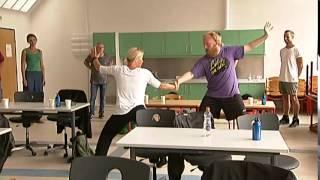 Mini-slåskamp skal gøre undervisning mere aktiv - DR Nyheder