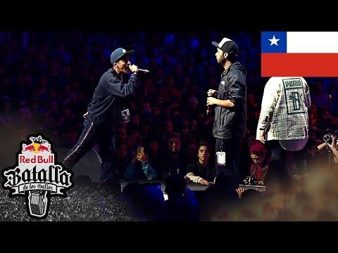 J POBLA vs PEPE GRILLO: Octavos - Final Nacional Chile 2018 \u200b \u200b
