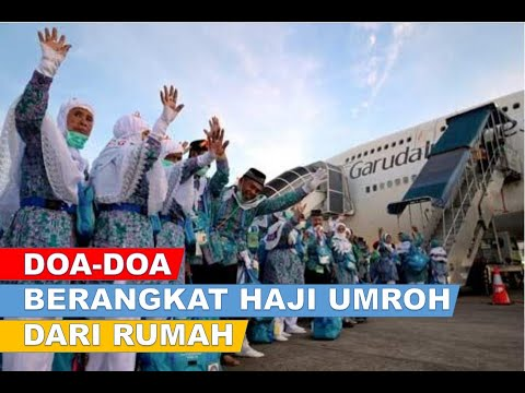 Doa untuk yang Baru Pulang Umroh - Poster Dakwah Yufid TV Harapan terbesar ketika orang selesai menj.